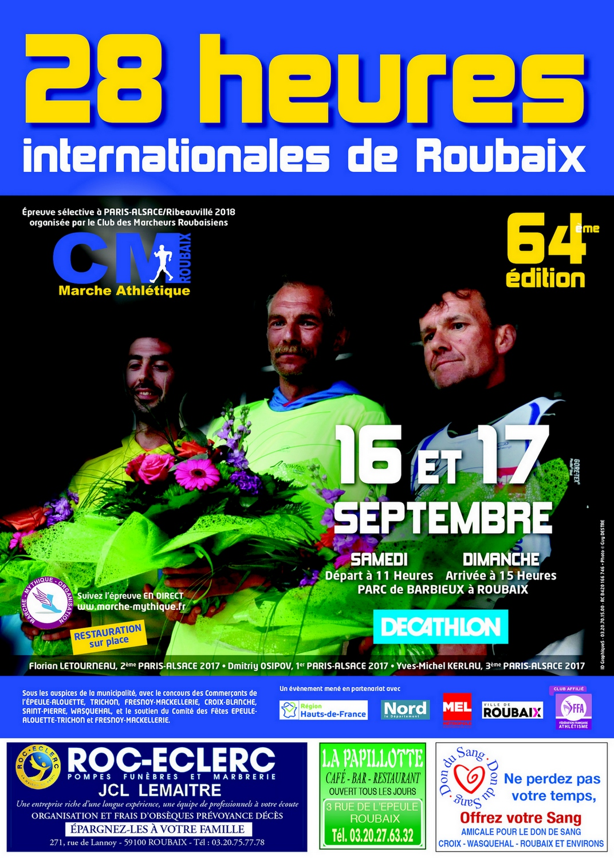 16 et 17-09-2017 - 28 heures de Roubaix 28h-affiche-2017