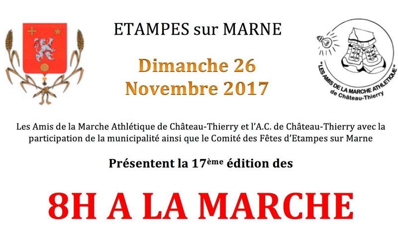 26-11-2017 - 8 Heures d'Etampes-sur-Marne 8h-Etampes-2017